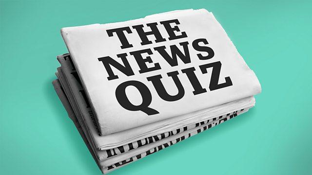 The News Quiz Series 27 - Barry Took, Richard Ingrams, Alan Coren