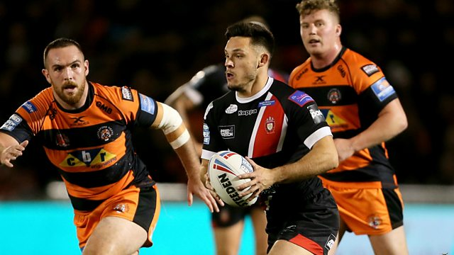 Bbc Sport Rugby League Super League Highlights 2019 Play Offs Week Two