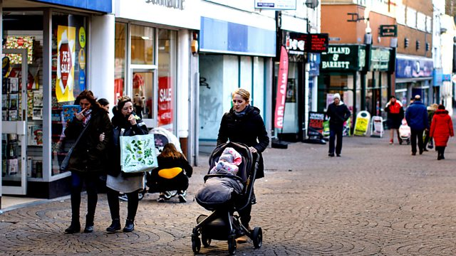 You and Yours - Fixing a High Street, Finding a GP and Freezing Finances