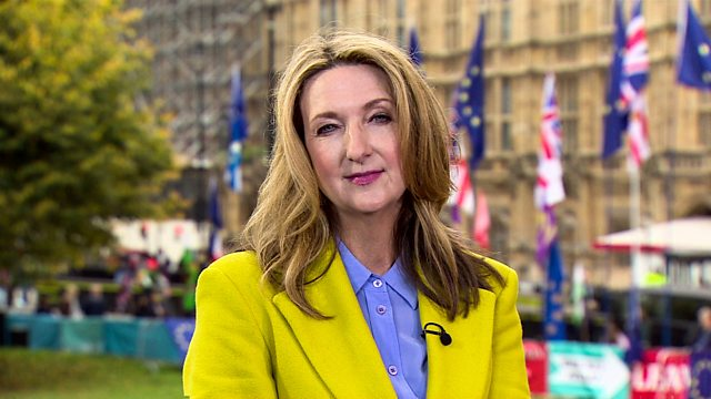 Bbc Two Victoria Derbyshire 23 10 2019