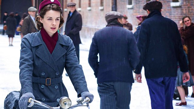 Bbc One Call The Midwife Christmas Special 2012