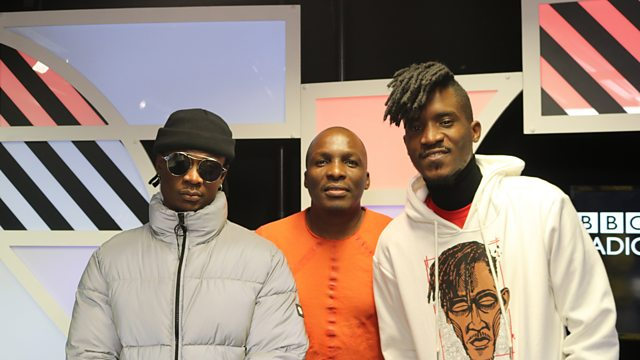 BBC Radio 1Xtra - DJ Edu - Destination Africa, A Pass and Fik Fameica