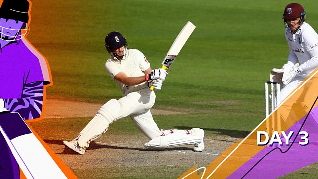 Bbc Sport Cricket Today At The Test England V West Indies 2020 Third Test Day Three Highlights
