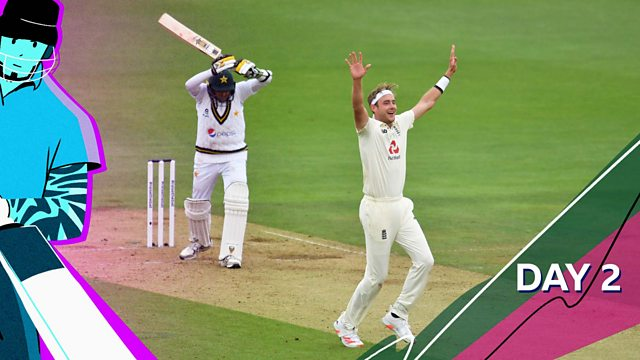 Bbc Sport Cricket Today At The Test England V Pakistan 2020 Second Test Day Two Highlights