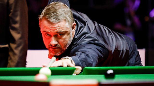 BBC Sport - Snooker, World Seniors Snooker Championship 2020, Day ...