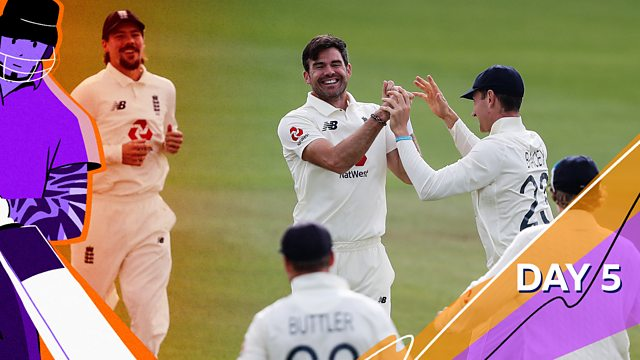 Bbc Sport Cricket Today At The Test England V Pakistan 2020 Third Test Day Five Highlights