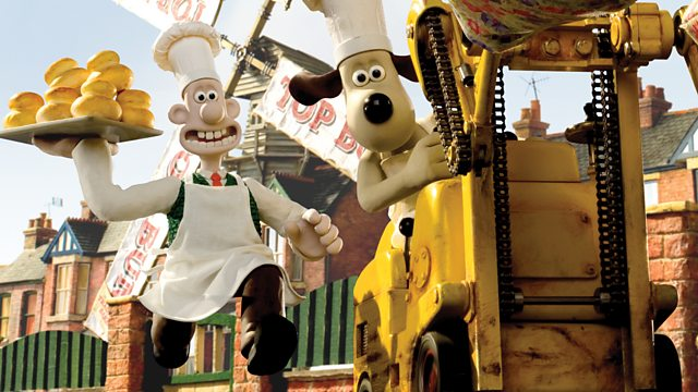 CBBC - Wallace and Gromit: A Matter of Loaf and Death