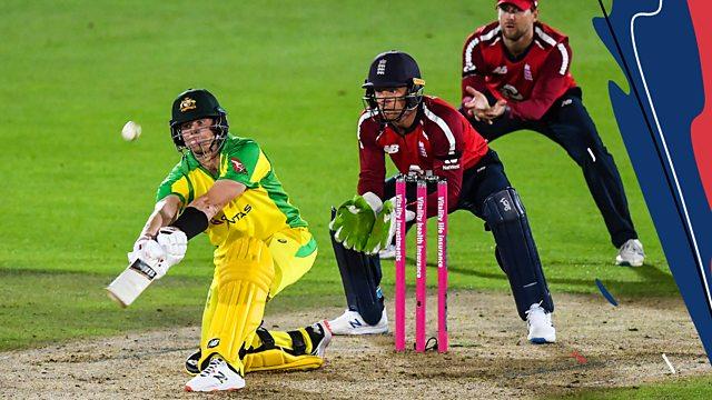 Bbc Sport T20 Cricket 2020 England V Australia First T20