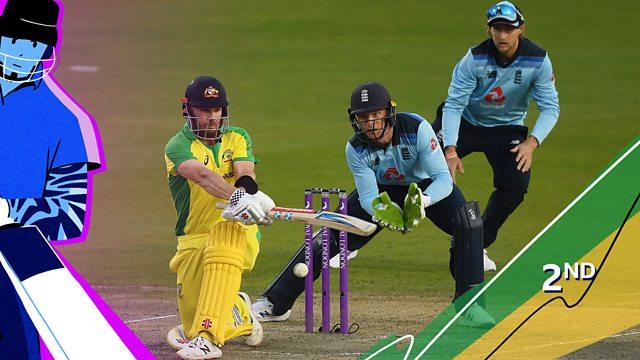 Bbc Sport Odi Cricket 2020 England V Australia Second One Day International