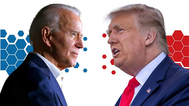 BBC News Channel - US Elections, 2020, US Election 2020: First Presidential  Debate