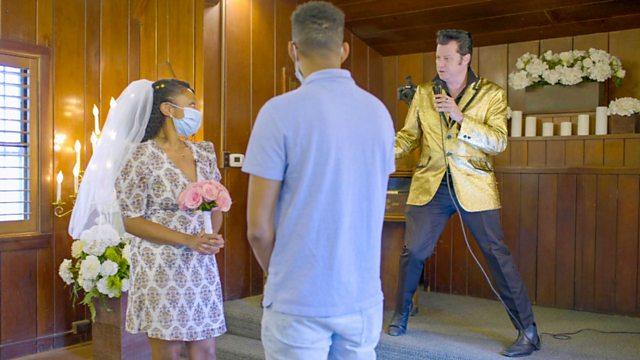 Bbc World News The Travel Show Las Vegas Wedding Boom