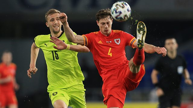 BBC One - Match of the Day Wales, 2020/2021, Wales v Czech Republic