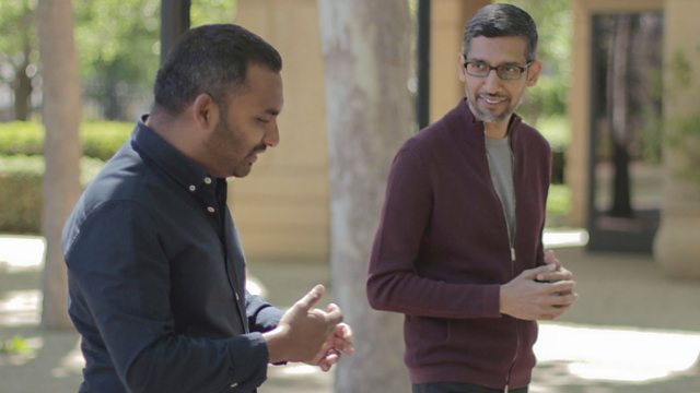 BBC Two - Amol Rajan Interviews, Sundar Pichai