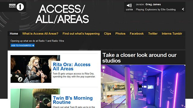 BBC Blogs - BBC Radio Blog - Why BBC Radio 1 and Radio 1Xtra