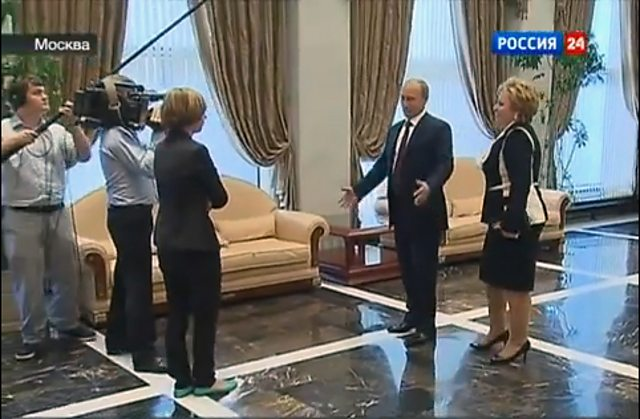 BBC Blogs - College of Journalism - Anatomy of Putin\'s divorce ...