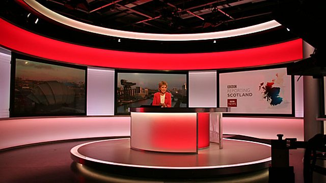BBC Blogs About The New Studio For Scotland