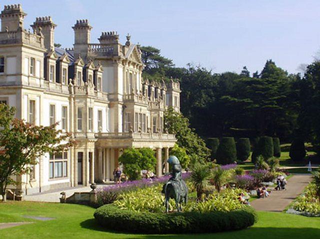 Image result for Images of Dyffryn Gardens