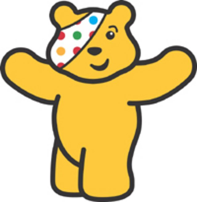 Image result for pudsey clip art