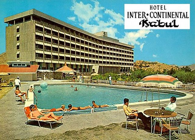 so in 1969 kabul got its intercontinental hotel managed by pan