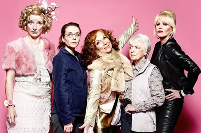 Absolutely Fabulous The Movie This Wheel S On Fire