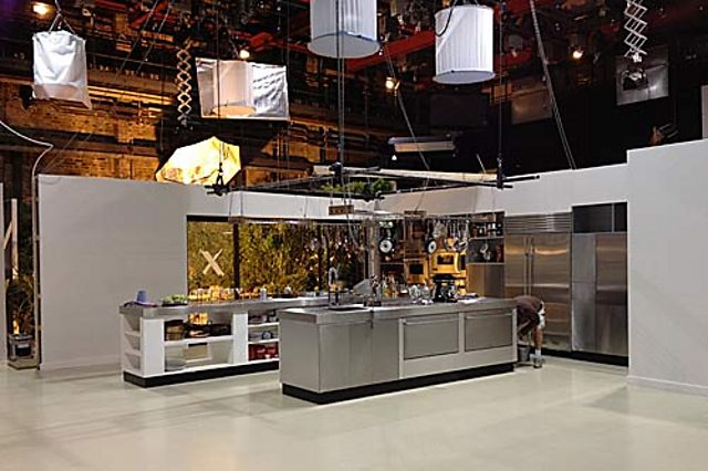 BBC Blogs   TV Blog   Nigellissima: How We Built The Kitchen Set Nice Ideas