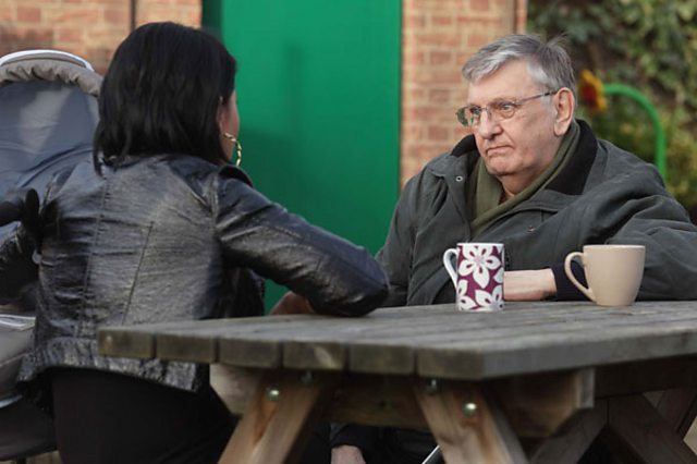 Eastenders masood poker