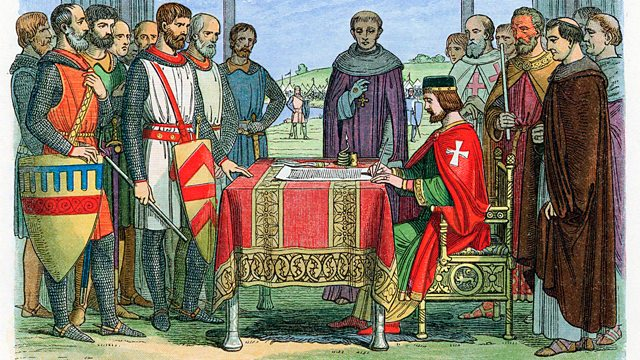 BBC Bitesize - KS3 History - King John and Magna Carta - Revision 1
