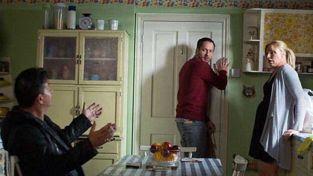 BBC Blogs - EastEnders News & Spoilers - Photo spoiler: In the Nick