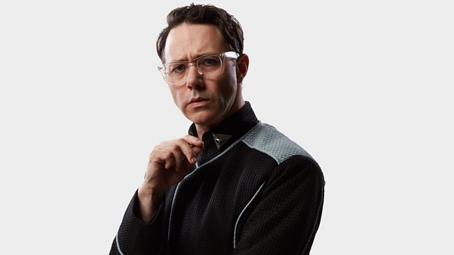 BBC Latest News - Doctor Who - Reece Shearsmith Joins Doctor Who as a Star Guest