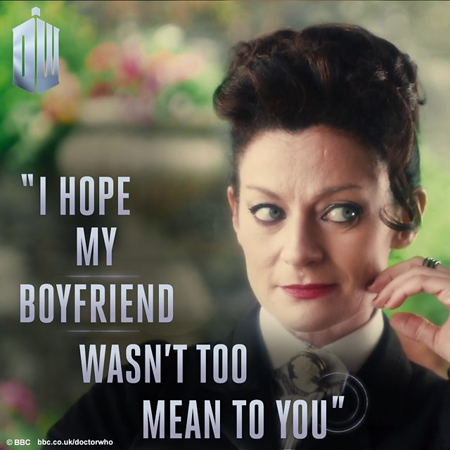 BBC Latest News - Doctor Who - 10 Missy Moments