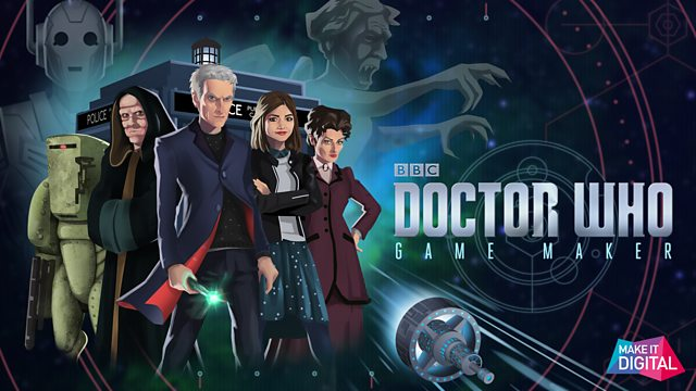 BBC Latest News Doctor Who Make Your Own Doctor Who Game - Design your own character games