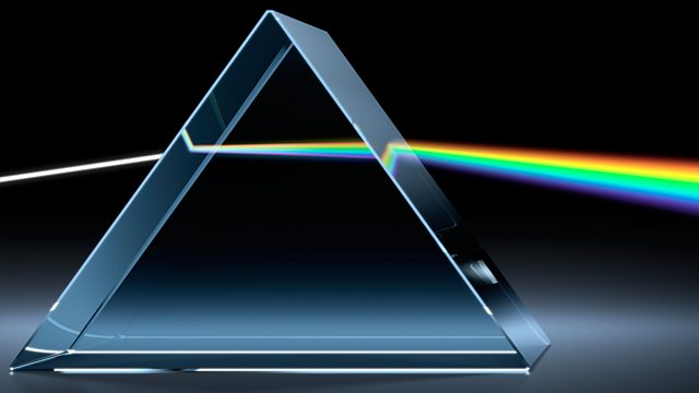 Image result for prism refraction