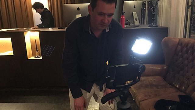 BBC Blogs - Academy - Diary of a 'mojo diet': My unplanned month of mobile-only filming