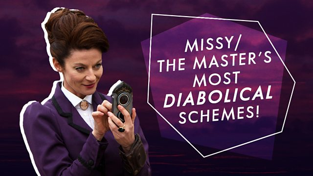 Thumbnail for Missy/The Master's most diabolical schemes, ranked!