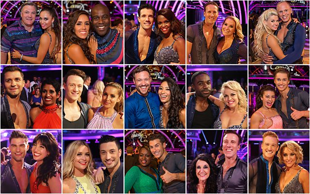 Image result for strictly 2016