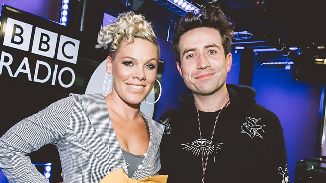 bbc 5 times p nk proved she was the best pop star ever on radio 1