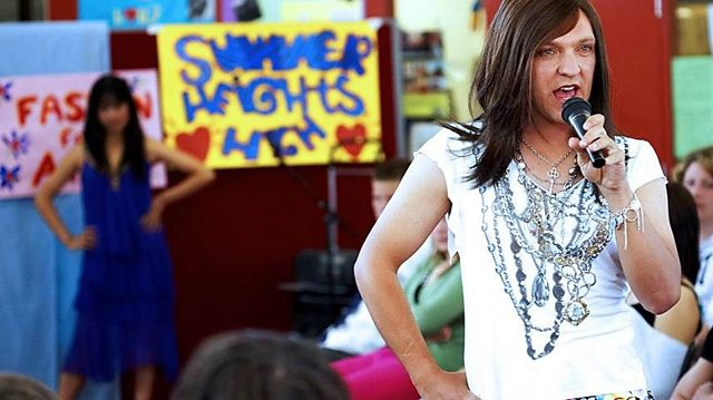 summer heights high satire speech Summer heights high – episode 5 2007 summer heights high follows three characters at a fictional school, summer heights high, for the duration of a school term, each played by chris lilley.