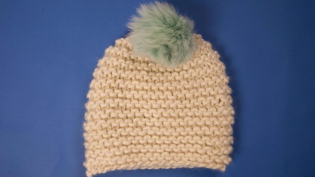 Bbc Four Make Craft Britain How To Make A Bobble Hat