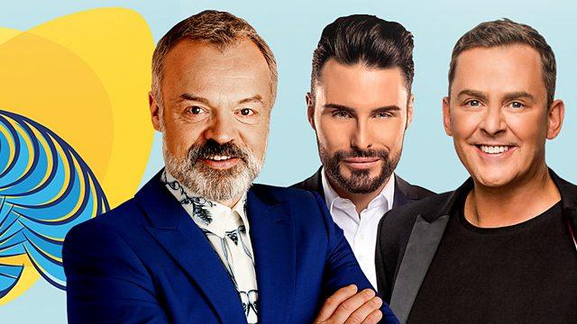 BBC Blogs - Eurovision - 2018 presenter line-up revealed