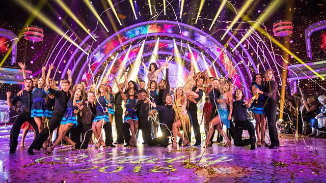bbc blogs strictly come dancing revealed our couples week one