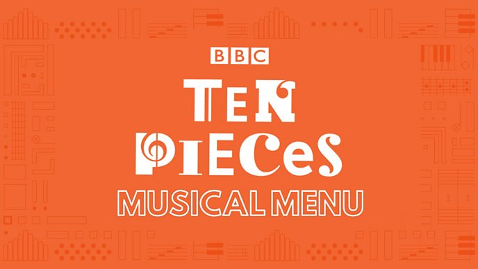Ten Pieces Musical Menu