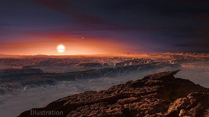 أين هو أقرب كوكب يمكننا أن نعيش عليه جميعا