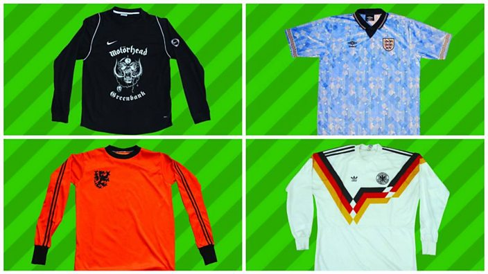 d73b63ae972a05 The coolest football shirts of all time - BBC Three