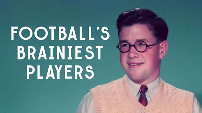 Football's brainiest players