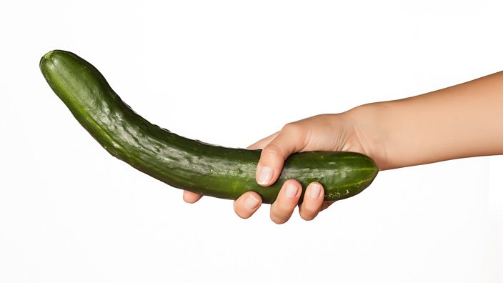 Why would anyone cleanse their vagina with a cucumber? - BBC