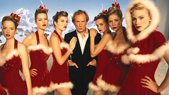 scene from love actually - Christmas Movie Classics