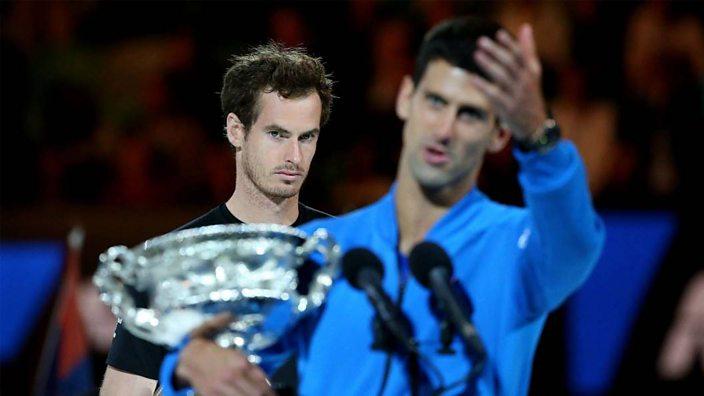 Andy Murray eyes Novak Djokovic's Australian Open trophy in 2015