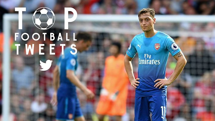 cc0803e75 Twitter reacts to Arsenal being Arsenal