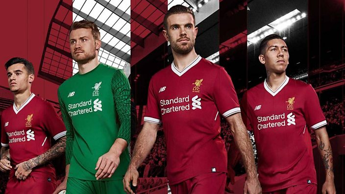 check out 8ff5c 77641 Europe's biggest teams have new kits this season. But whose ...