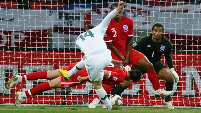 John Terry dives in with his head
